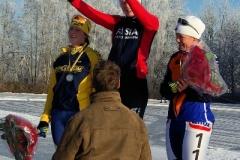 Overijssels kampioenschap Marathon - januari 2009